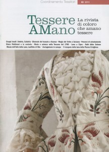 Copertina TessereAMano num 03 2011