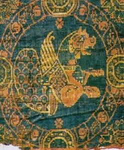 Tessuto bizantino - Bargello