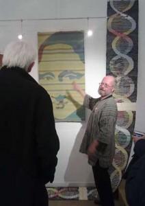 Luciano Ghersi presenta la mostra