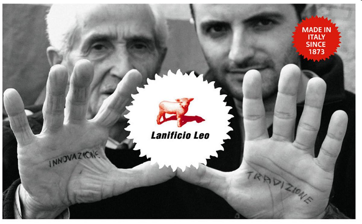 Tradizione Innovazione Lanificio Leo