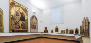 Sala Orcagna - G. da Milano