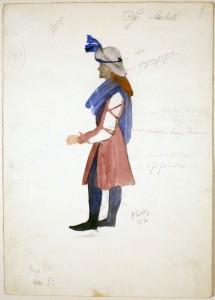 Primo Conti 1937 Otello, Iago