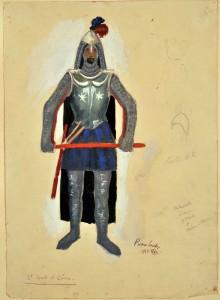Primo Conti 1939 Il Trovatore, Conte di Luna