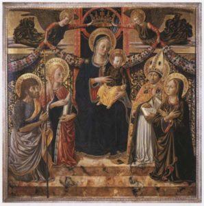 Pala di Santa Maria Maddalena 1466